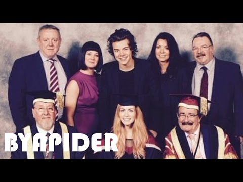 Harry Styles Family Photos || Father, Mother & Sister!!!