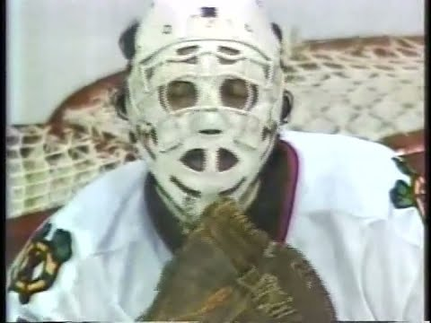 TONY ESPOSITO Saves (1970s-80s)