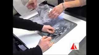 Printmaking with Sylvie Covey, ACNNJ
