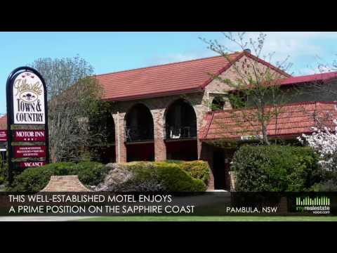 Idlewilde Motor Inn Business for Sale - Pambula, NSW