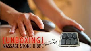 Download Video Hot Stone Massage | Terapi Batu Basalt | www.SupplierSalon.com MP3 3GP MP4