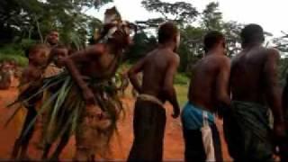Pygmejský tanec / Pygmy dance