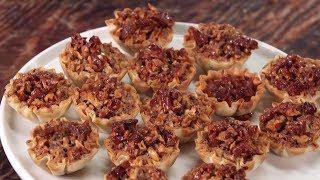 Crunchy Pecan Pie Bites | Southern Living