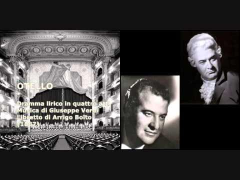 """Giuseppe Taddei-""""Credo in un Dio crudel"""", Otello/G. Verdi (exc. 4)"""