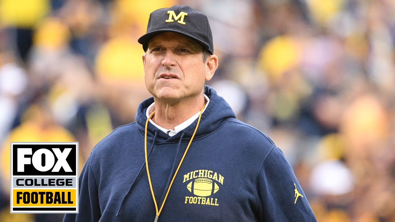 Best of Jim Harbaugh's Coach Cam from No. 7 Michigan's 2OT win  COLLEGE FOOTBALL