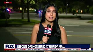 BREAKING NEWS: Shots fired at Mall of Millenia in Orlando