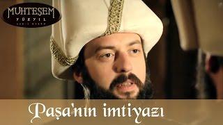 İbrahim Paşa'nın İmtiyazı - Muhteşem Yüzyıl 80.Bölüm