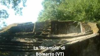 """""""Piramide"""" di Bomarzo (VT)"""