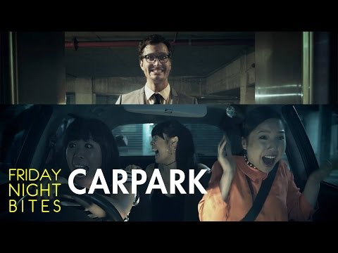 Friday Night Bites - CARPARK ft David Farrier | Comedy Web Series