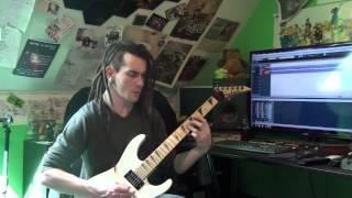 Ensiferum Guardians of Fate Guitar Cover