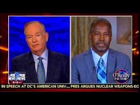 Ben Carson  Weigh In On Campaign 2016 & Donald Trump   O