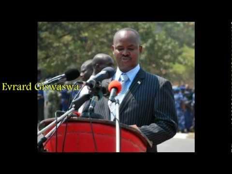 Burundi:le Maire de Bujumbura Mr.Giswaswa s'explique