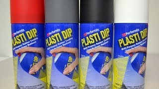 How long does Plasti Dip last