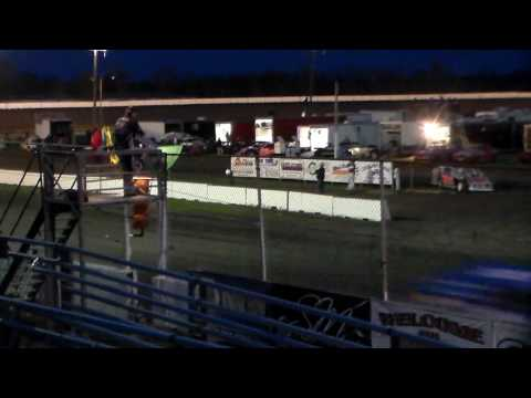 Modified Heat 3 @ Fairmont Raceway 04/08/17