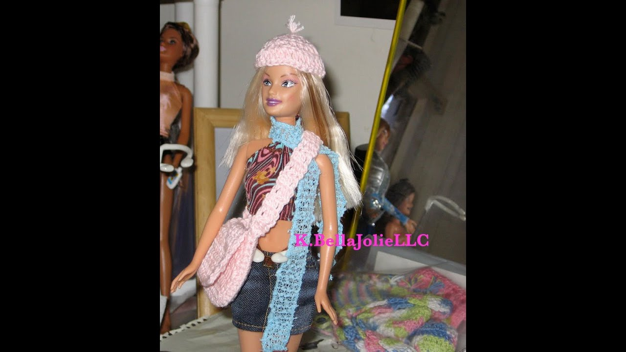 CBC1 Monster High, Ever After, Barbie Accessories Clothes By K.Jolie ...