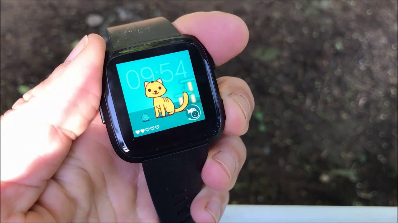 Fitbit Versa Smartwatch with heart rate monitoring review | Best Buy