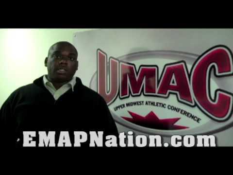 Coach Walker Eureka Week Interview 11/03/10