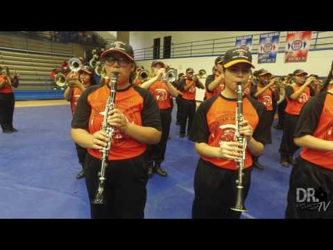 Victory Prep vs Scarborough vs Milby H.S @ NSBA Band Brawl (2017)