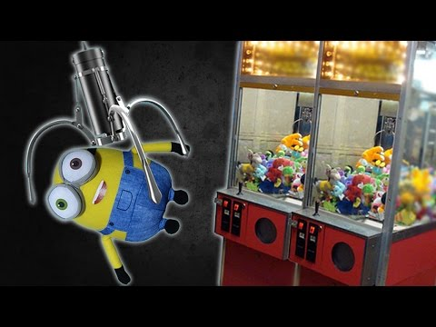 Winning a Prize from the Wrong Machine! - Claw Machine Adventures