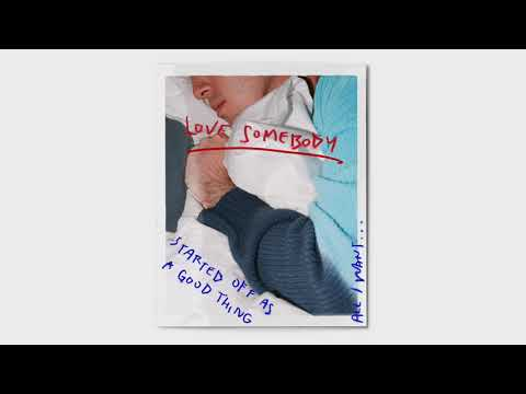 Lauv - Love Somebody [Official Audio]