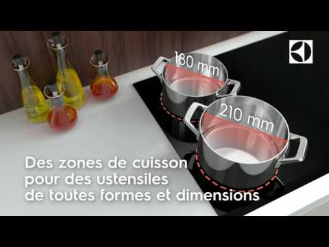 Table Induction Infinite Electrolux Youtube