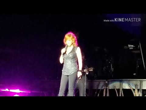 REBA MCENTIRE, A NIGHT TO REMEMBER,PART IIITHE PAVILION AT TOYOTA MUSIC FACTORY,LAS COLINAS, TX 2018