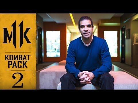Ed Boon Confirms Kombat Pack 2 DLC For MK 11