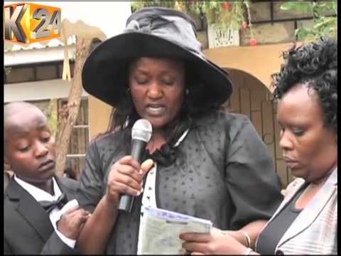 2 of the 7 pupils who drowned in Diani last week laid to rest