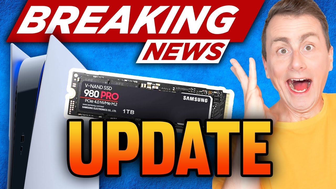 PS5 UPDATE NEWS – SSD, 3D-Audio, Systemmenü
