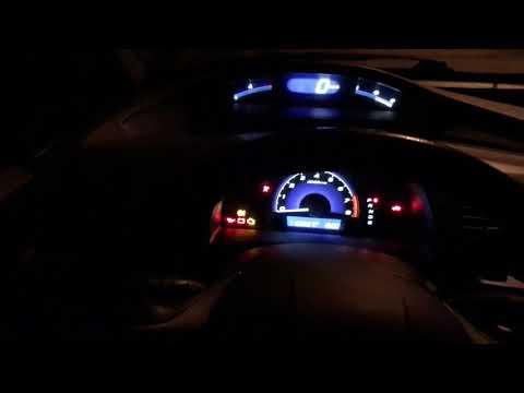 Не заводился Honda Civic 4d