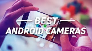 Best Android Smartphone Cameras (Fall 2017)