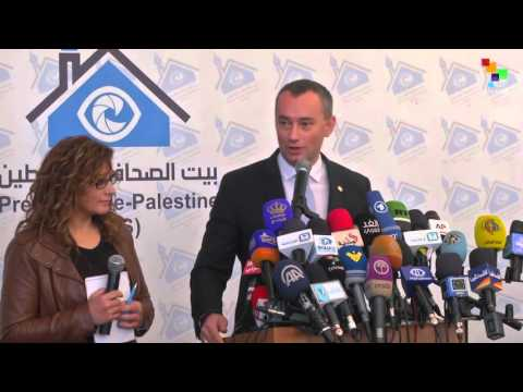 Palestine: UN Middle East Peace Process Envoy Arrives In Gaza