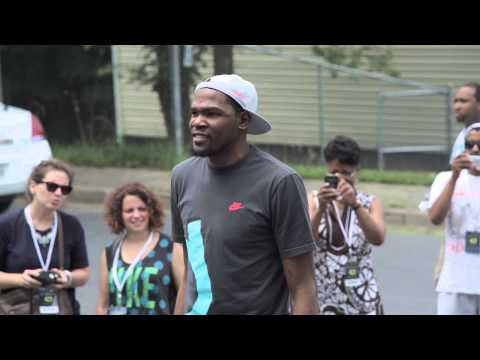 Kevin Durant - Welcome To Seat Pleasant...