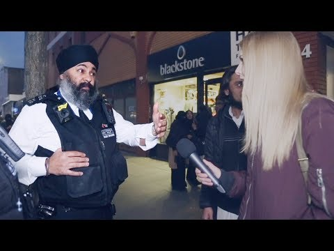 A London Mosque Called The Police On Me