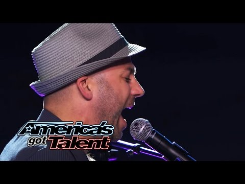"Jonah Smith: Musician Kicks it Up With ""Can't Find My Way Home"" Cover - America's Got Talent 2014"
