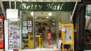 Betty Nail Salon D' Mall Station 2 Boracay Island By Hourphilippines.com