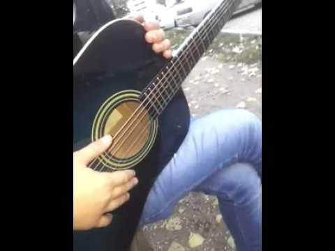 Зелим гитарист удар года)))
