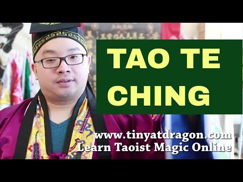 Tao Te Ching (道德經) Explained