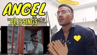 Angel - Blessings (Official Video) (Jtip Reaction)