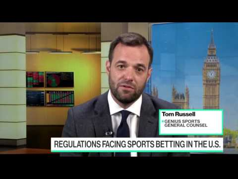 Bloomberg Technology - Tom Russell, General Counsel of Genius Sports