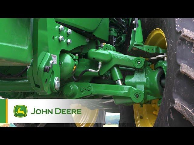 Il nuovo 5R John Deere - Trattore compatto , comfort gigante!