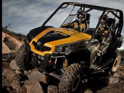brand new 2011 can am commander 1000 x utv side by side at ridenow peoria youtube. Black Bedroom Furniture Sets. Home Design Ideas