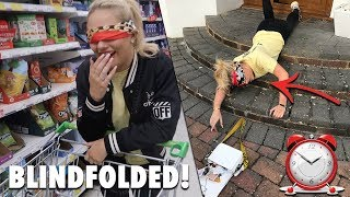 BLINDFOLDED for 24 HOURS!!! *Gone too far*