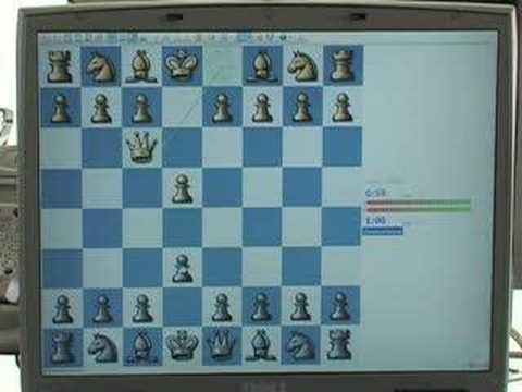 Atomic Chess - Chess Variation