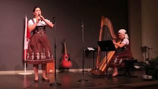 The Nightingale by Deborah Henson - Recorder/Harp Cover