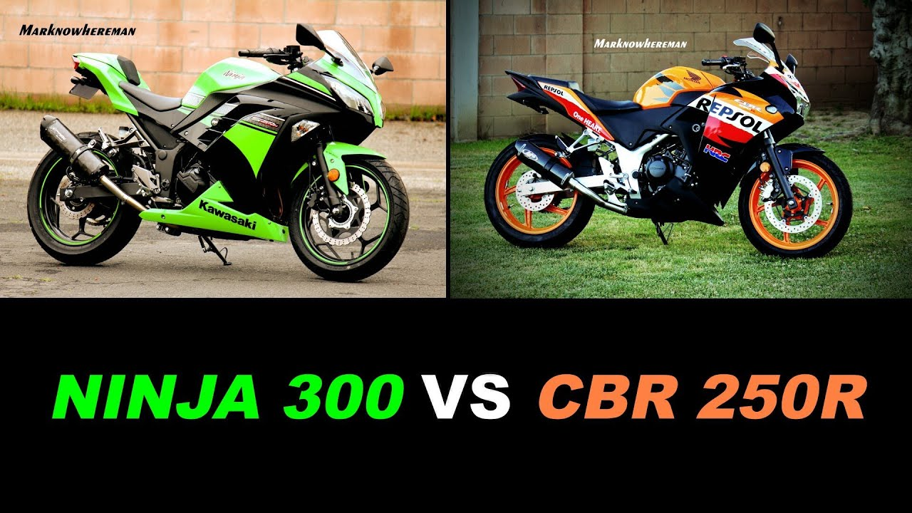 Kawasaki Ninja R Vs Honda Cbrr Review
