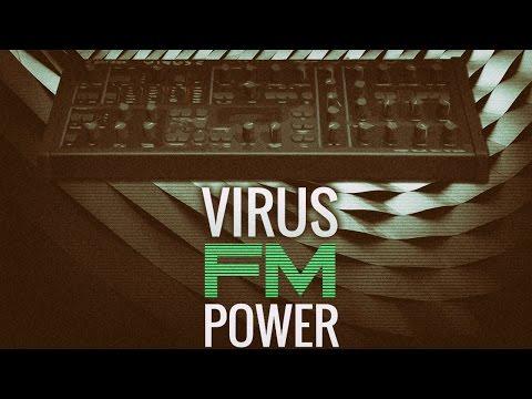 Access Virus FM Power | Synthmorph Sequences