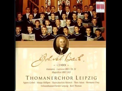 J. S. Bach  Cantata BWV 59