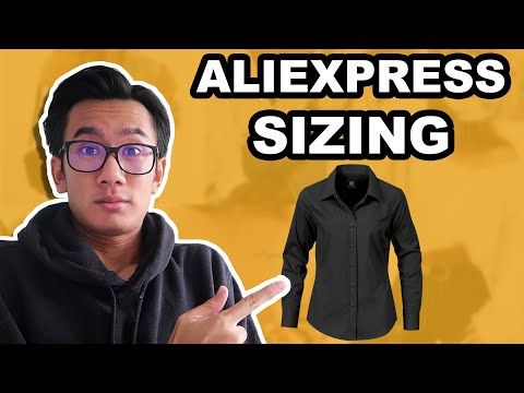 How To Handle AliExpress Asian Clothing Sizing (Shopify Dropshipping)