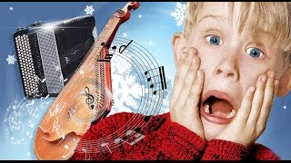 Home Alone - Soundtrack | John Williams - SomeWhere in my Memory | Christmas songs Music | Bandura